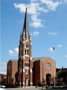 ronyork-first-baptist-church