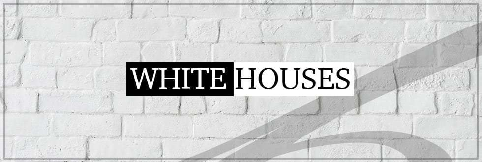 One Man's Opinion: White Houses